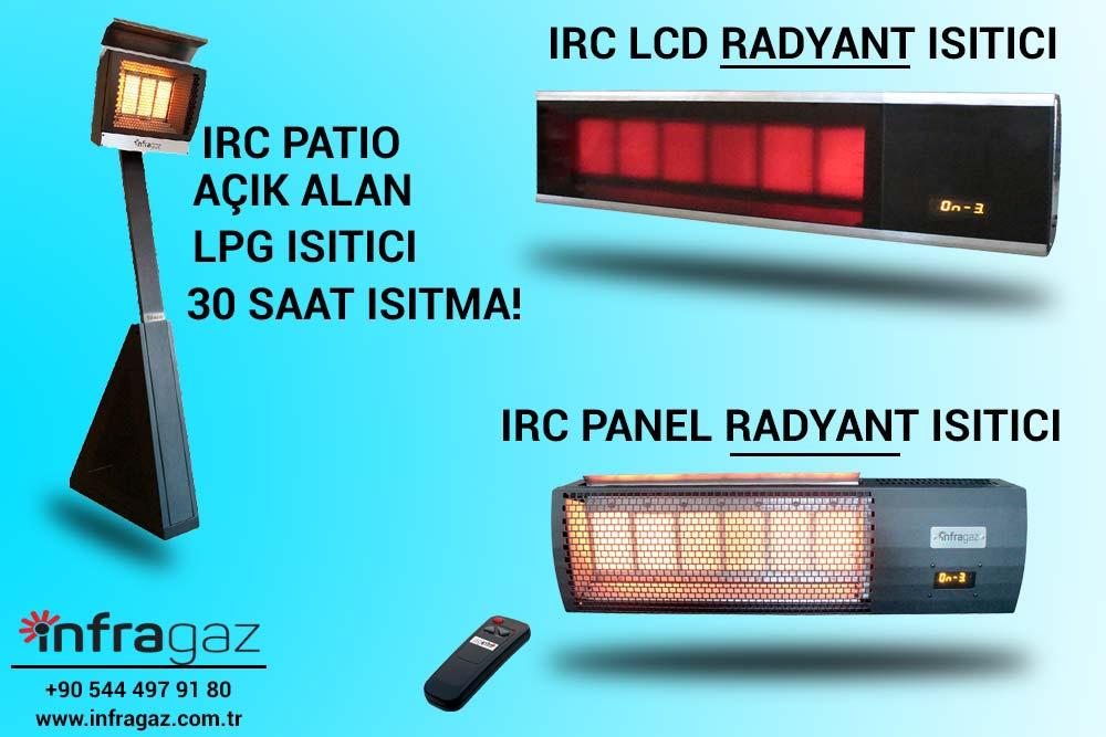 en iyi radyant ısıtıcılar